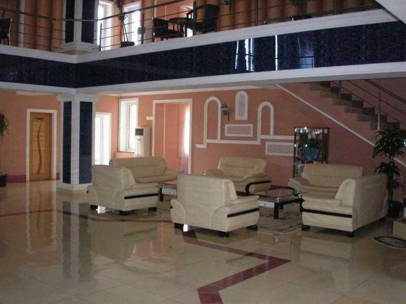 Foto del Hotel Asia Bukhara Hotel del viaje uzbekistan turkmenistan