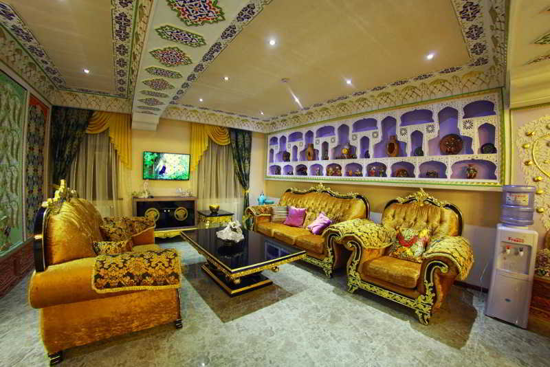 Foto del Hotel Emir Han del viaje uzbekistan