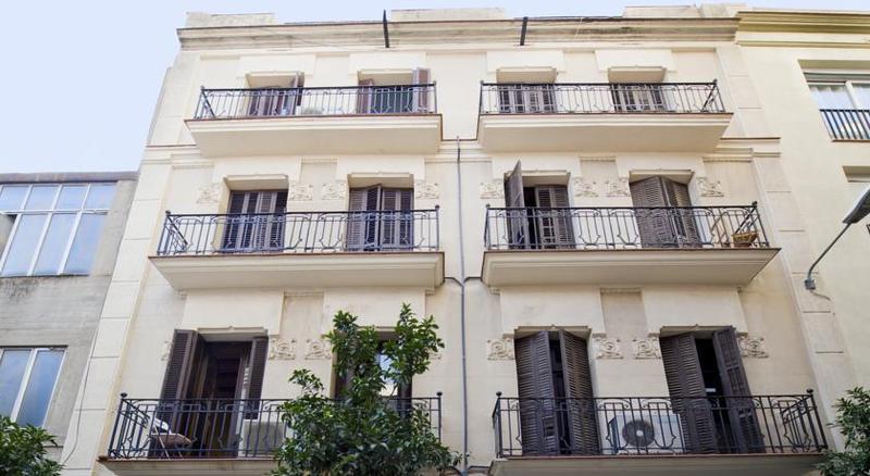 Nº 9 Streets Apartments Barcelona - Gracia Area