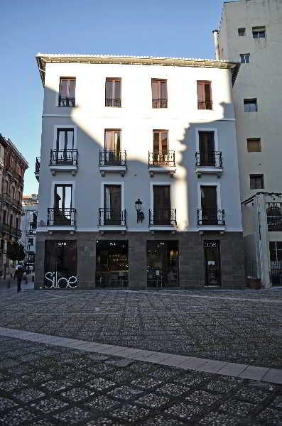 Apartamentos Siloe Suites Plaza - Granada