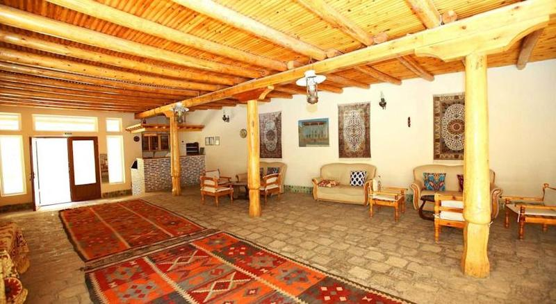Foto del Hotel Lyabi House del viaje ruta seda uzbekistan