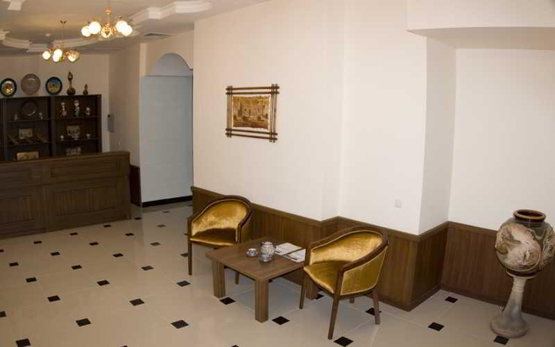 Foto del Hotel Registon del viaje ruta seda uzbekistan