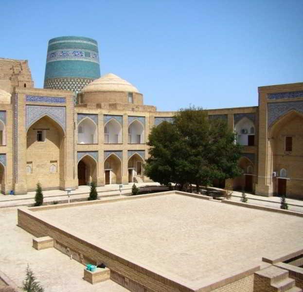 Foto del Hotel Orient Star Khiva del viaje cupulas azules valle fergana