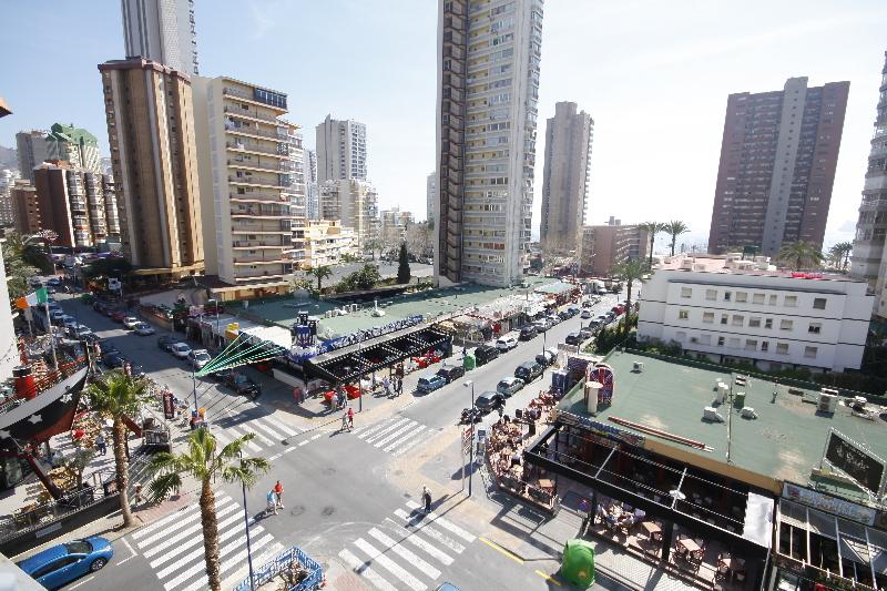 Apartamentos Niza - Benidorm