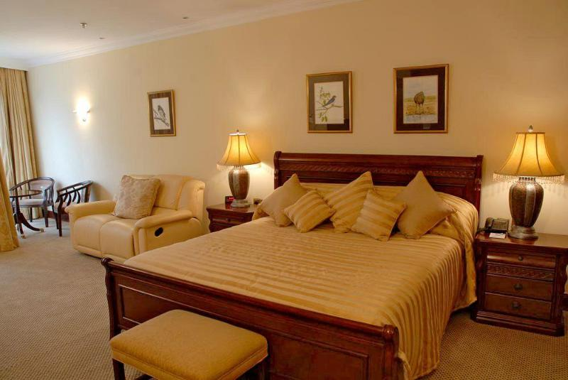 Foto del Hotel Kibo Palace Hotel del viaje safari gran clase