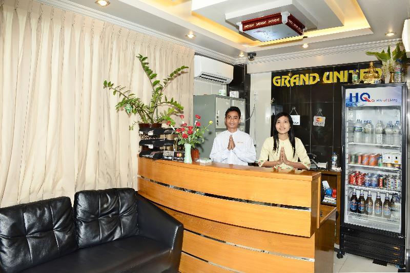 Foto del Hotel Grand United (Chinatown) del viaje corazon birmania