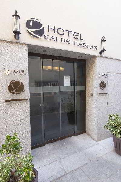 Hotel Real Illescas - Illescas