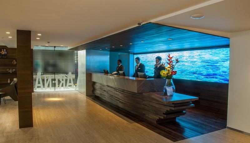 Foto del Hotel Arena Leme Hotel del viaje todo brasil selva