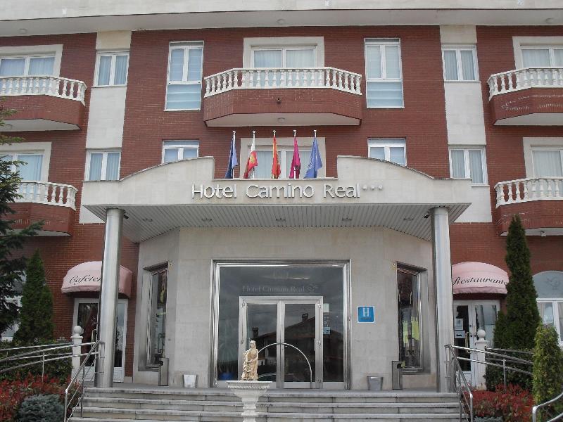 Hotel Camino Real - Leon