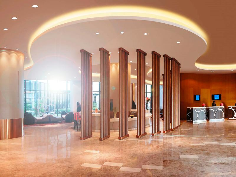 Foto del Hotel Novotel New Delhi Aerocity del viaje fantabulosa india 10 dias
