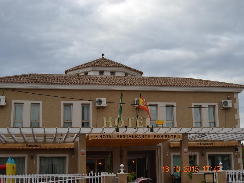 Hotel Poniente - Moraleda De Zafayona
