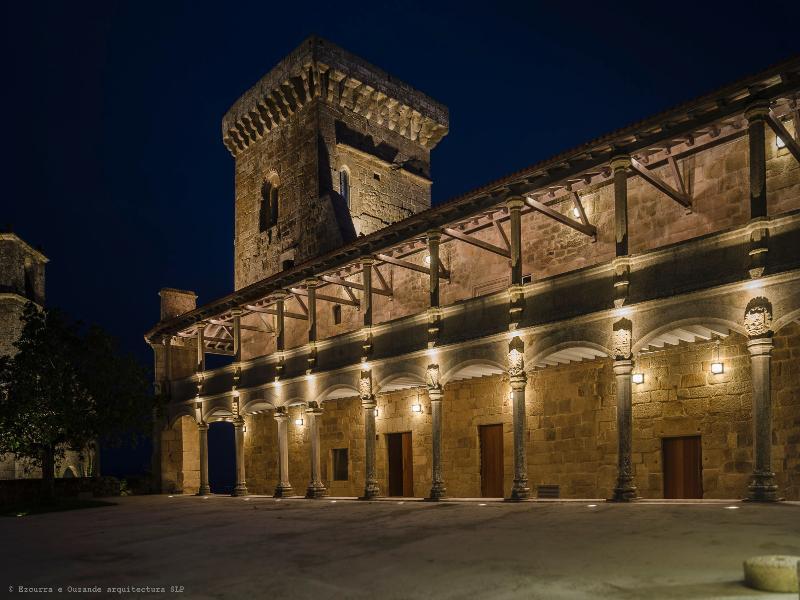 Parador Castillo De Monterrei - Ourense