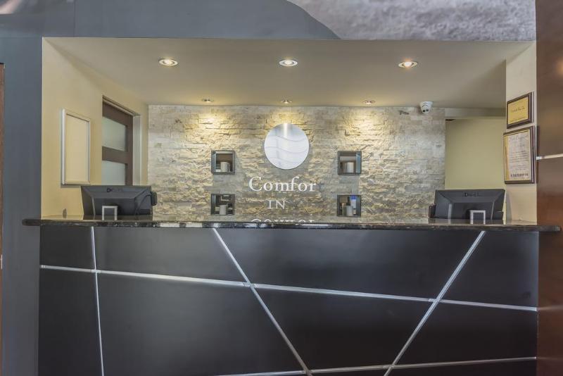 Foto del Hotel Comfort Inn del viaje canada salvaje