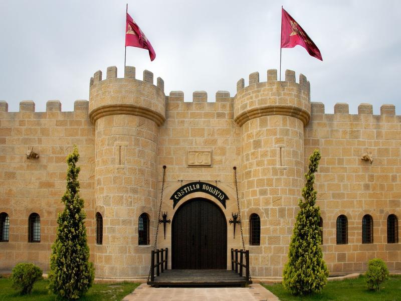 Castillo Bonavia - Tarazona