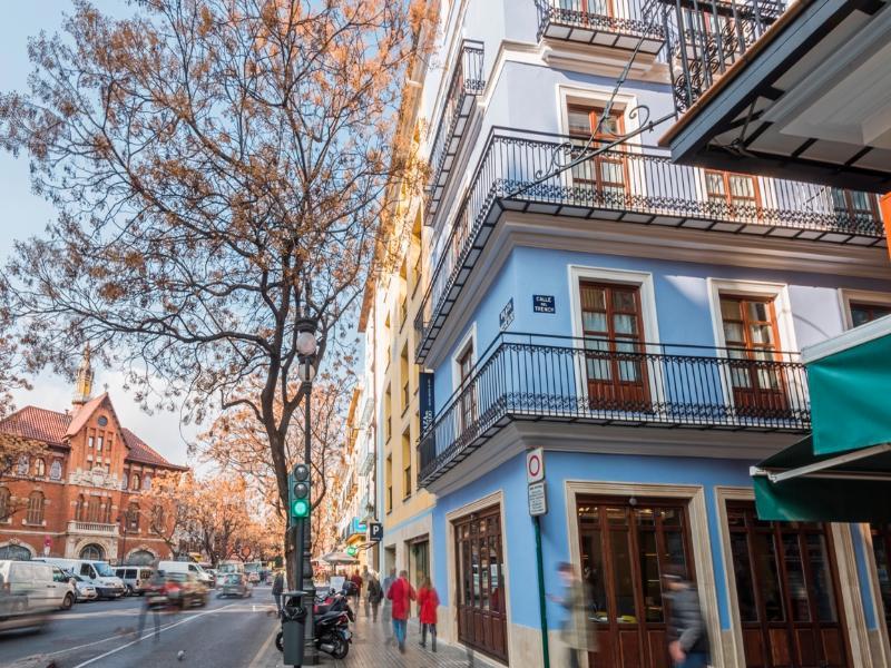 Myr Plaza Mercado & SPA - Valencia