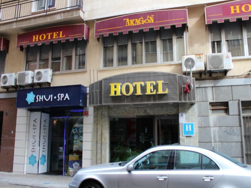 Hotel Aragon - Salamanca