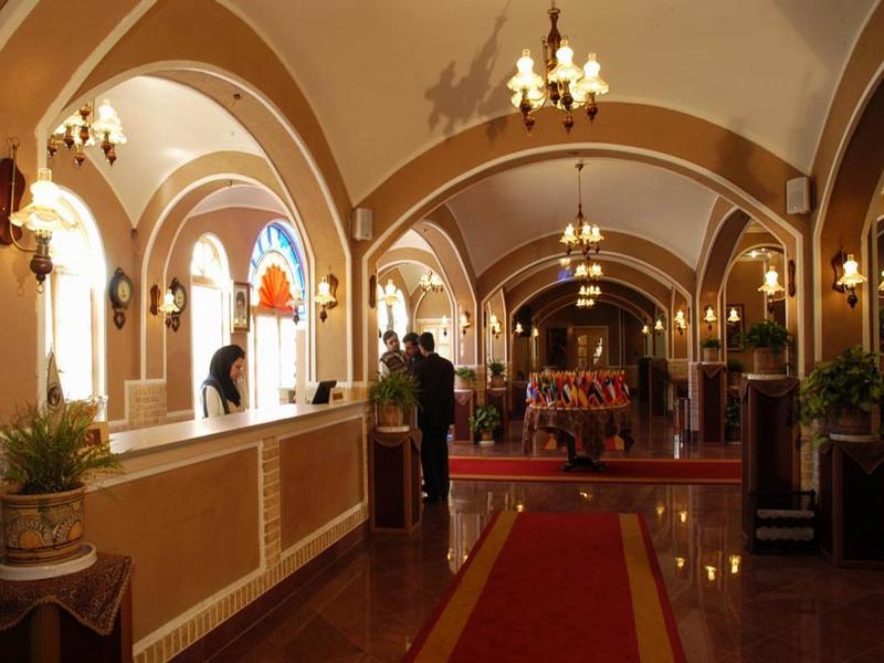 Foto del Hotel Dad Yazd Hotel del viaje iran fabuloso