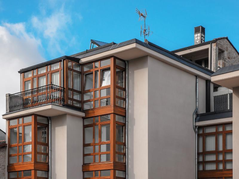 Hotel Vila Do Val - Lugo