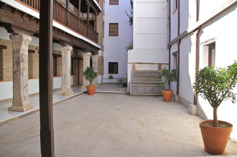 Casa De La Alberca - Granada