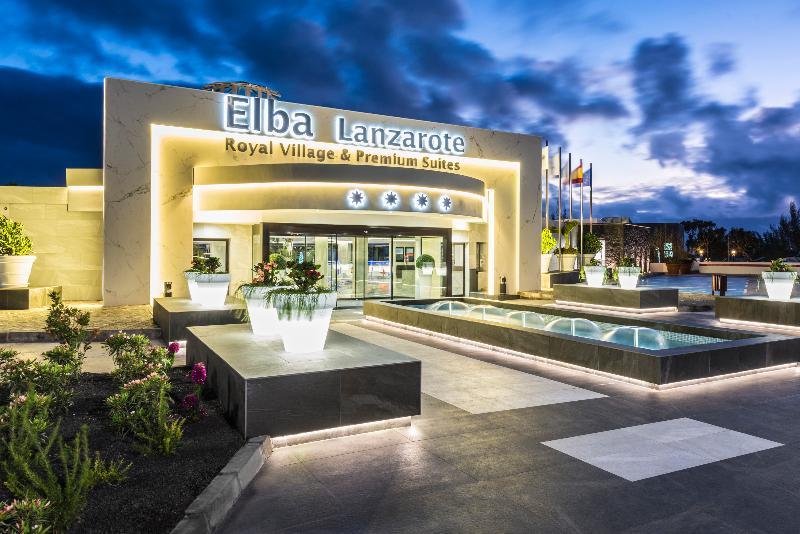 Elba Premium Suites - Playa Blanca
