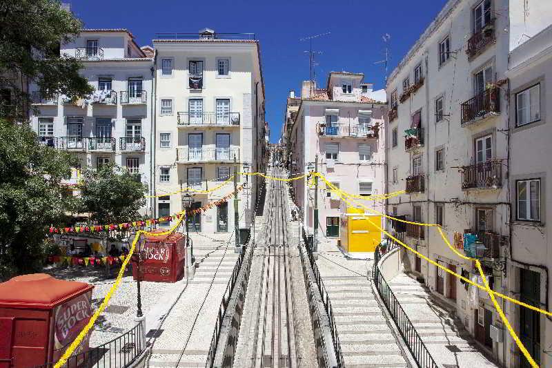 Lisbon Serviced Apartments - Ascensor Da Bica - Lisboa