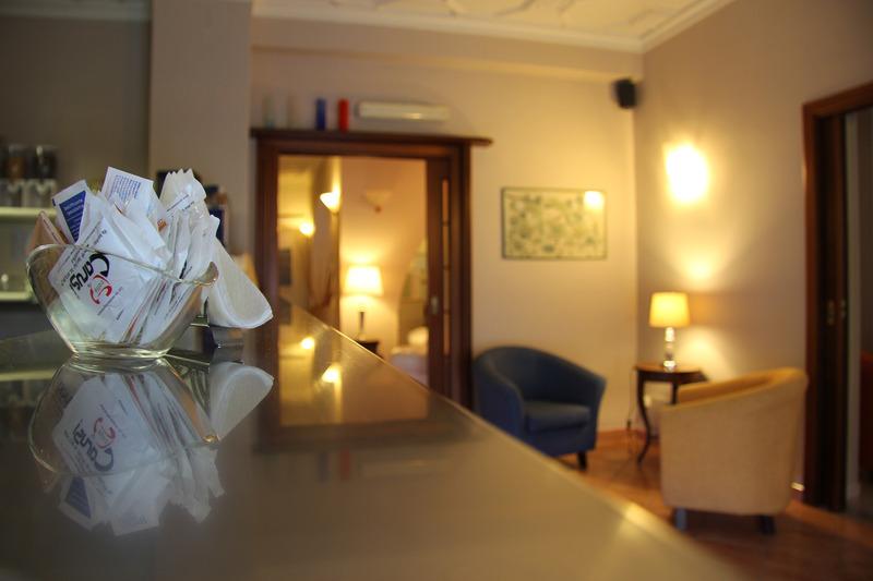 Foto del Hotel Mediterraneo MHM del viaje circuito mini campania italia