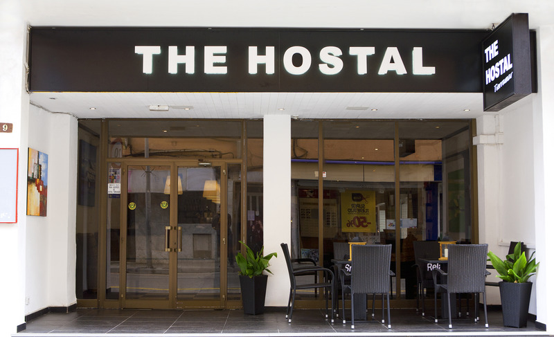 The Hostal - El Arenal