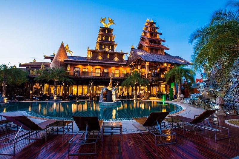 Foto del Hotel Ammata Lanta Resort del viaje templos playas tailandia