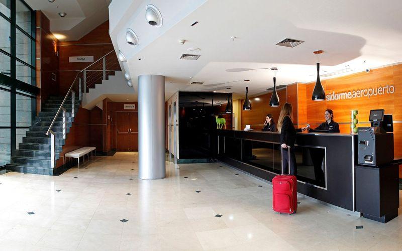 Hotel Sidorme Madrid Aeropuerto T4 - San Sebastian De Los Reyes