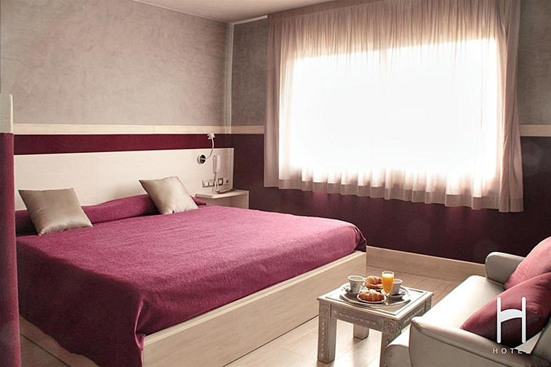 Hotel H - Granollers Area