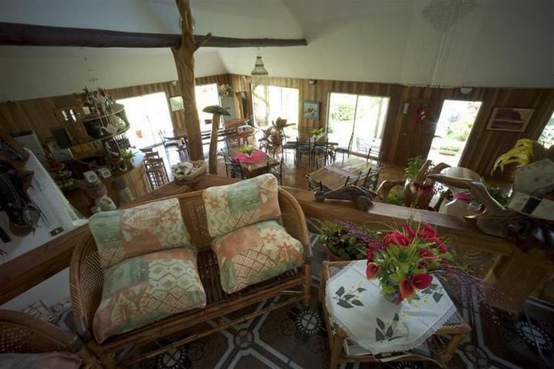 Foto del Hotel Chez Maria Goretti del viaje chile lo grande isla pascua