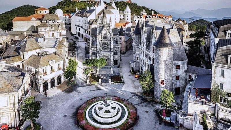 Foto del Hotel Mercure French Village del viaje vietnam clasico siem rep pom penh