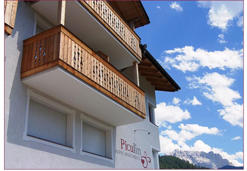 Piculin Alpin Apartments
