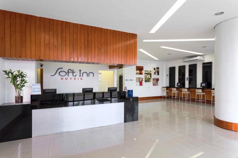 Foto del Hotel Soft Inn Sao Luis Managed by Accor Hotels del viaje aventura brasil salvador