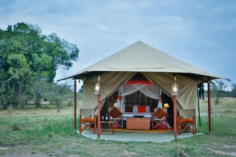 Foto del Hotel Kenzan Tented Camp del viaje safari nortan corto