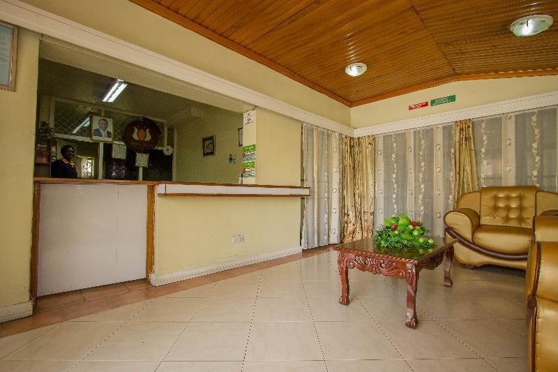 Foto del Hotel Jumuia Guest House Nakuru del viaje suspiros keniatas 13 dias