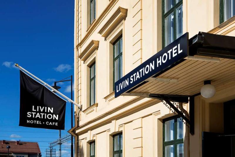 Livin Station