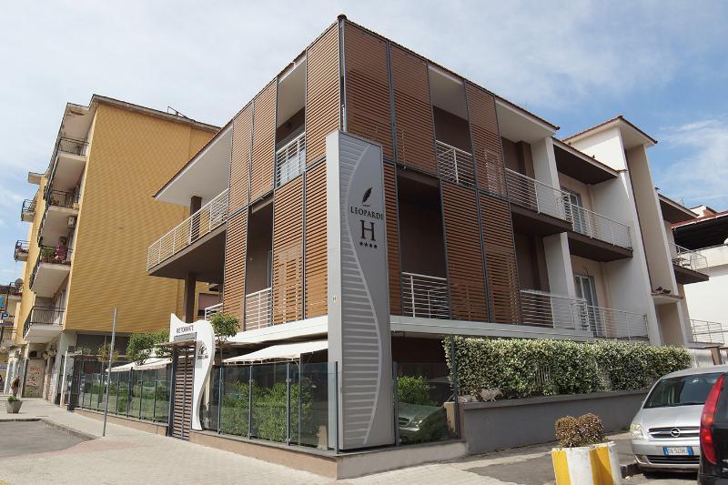 Leopardi business hotel
