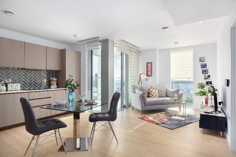 Luxurious Atlas Building Serviced Apartment