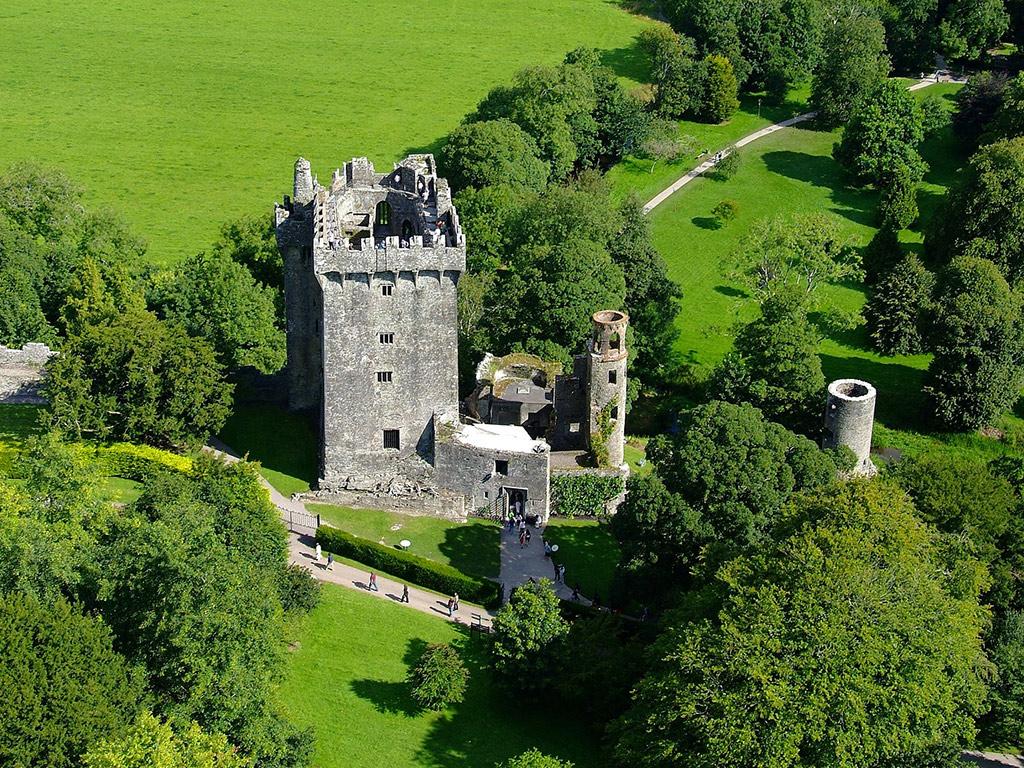 Resultado de imagen de castillo de blarney