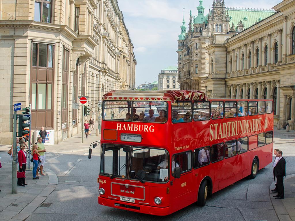 Bus Tours Of Hamburg Germany