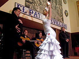 Patio Sevillano Flamenco Show