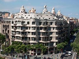 Entrada Barcelona Artística: Lo Mejor De Gaudí
