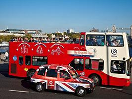 Entrada Tour De Londres Y Crucero Por El Támesis