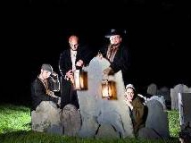 Ghosts and Gravestones Tour