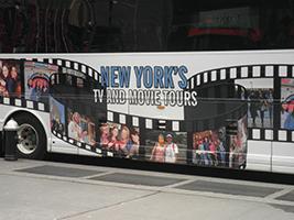 NYC TV and Movie Tour