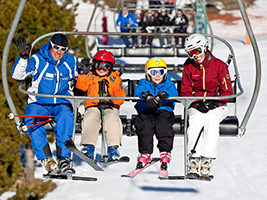 Grand Valira group snowboard lessons