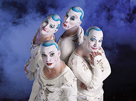 Cirque du Soleil Special Offer Child Rates