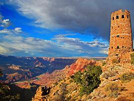 Grand Canyon South Rim Land Tour