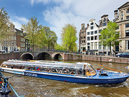 Canal Cruise (1 hr)